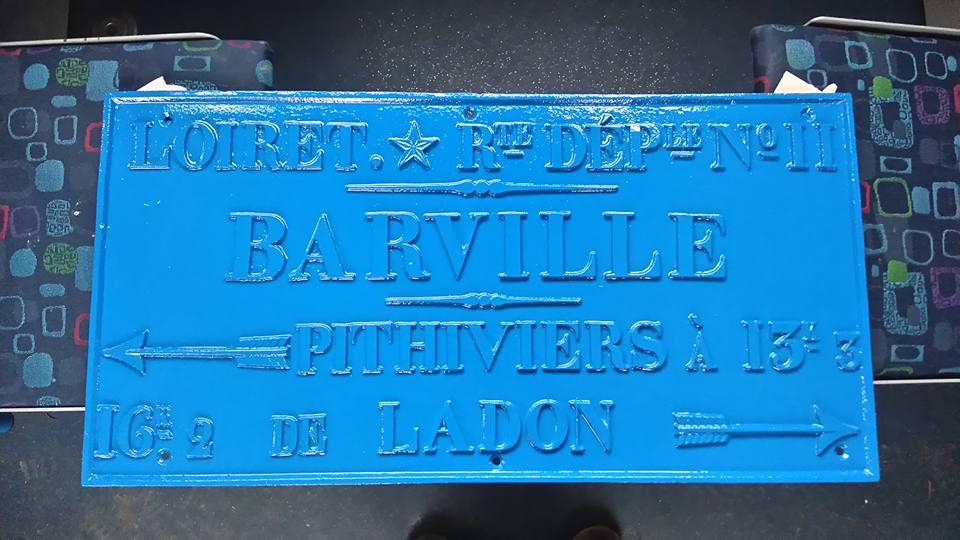 BARVILLE BLEUE 1