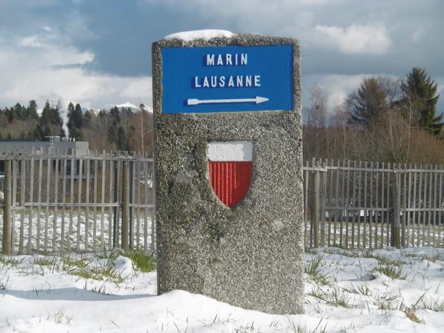 MARIN LAUSANNE