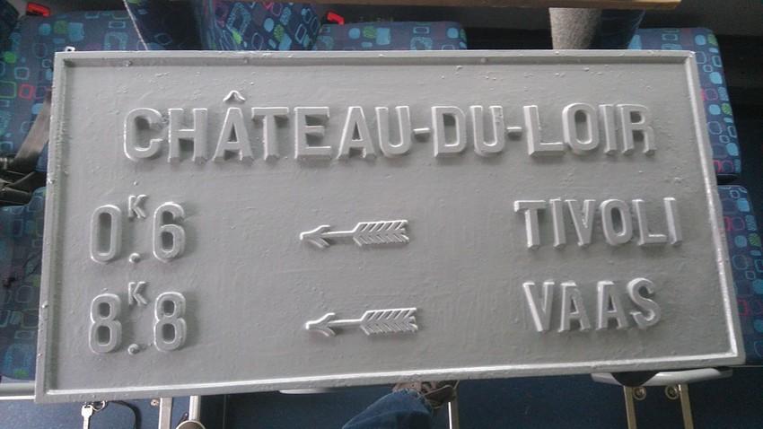 CHATEAU DU LOIR 2 SOUS COUCHE