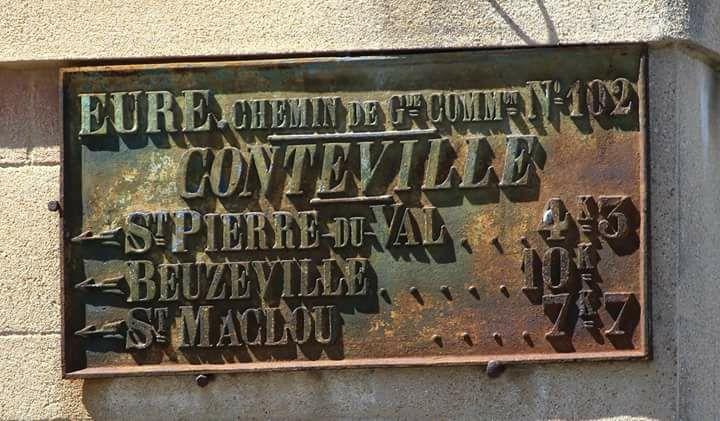 CONTEVILLE 1