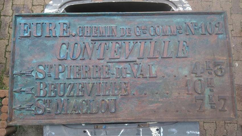 CONTEVILLE 3