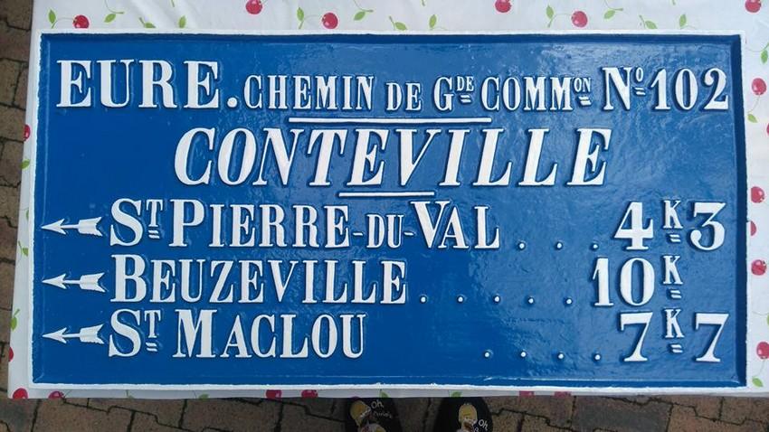 CONTEVILLE 5