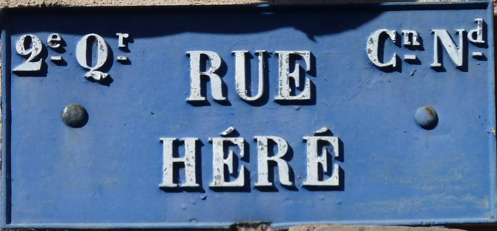 RUE-HERE