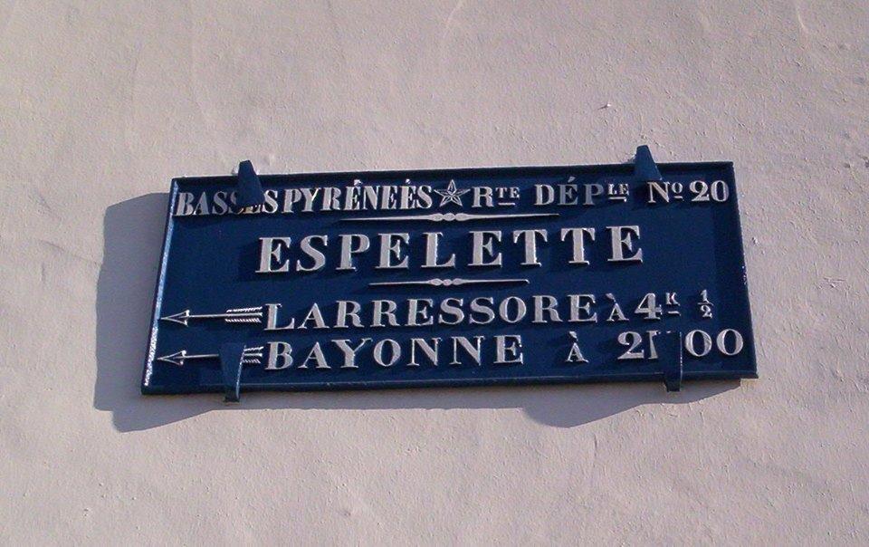 Espelette en 2008
