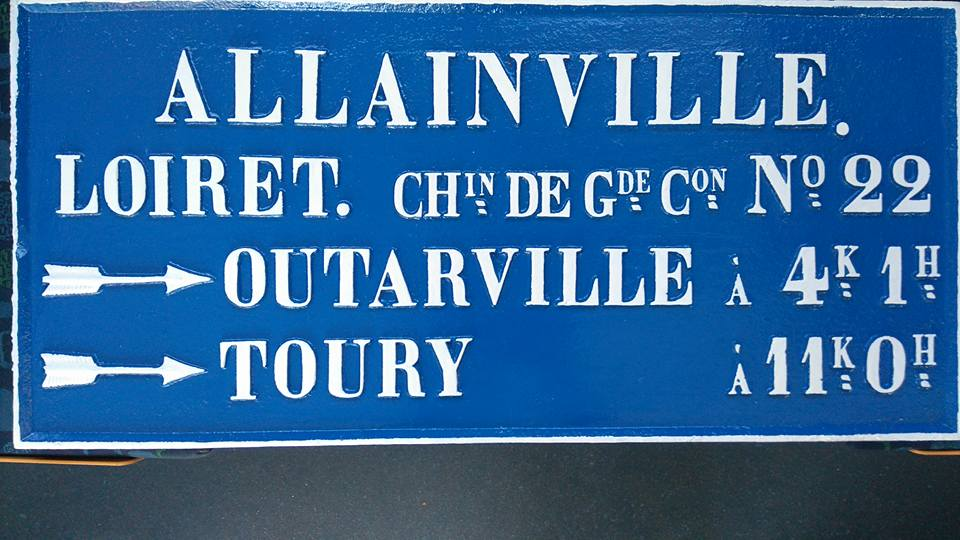 OUTARVILLE ALLAINVILLE FINIE