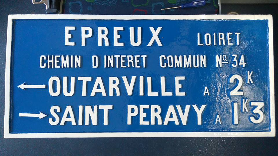 OUTARVILLE EPREUX FINIE