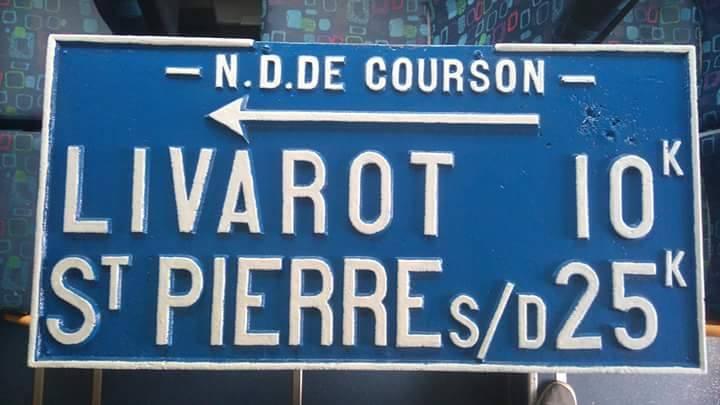 NOTRE DAME DE COURSON