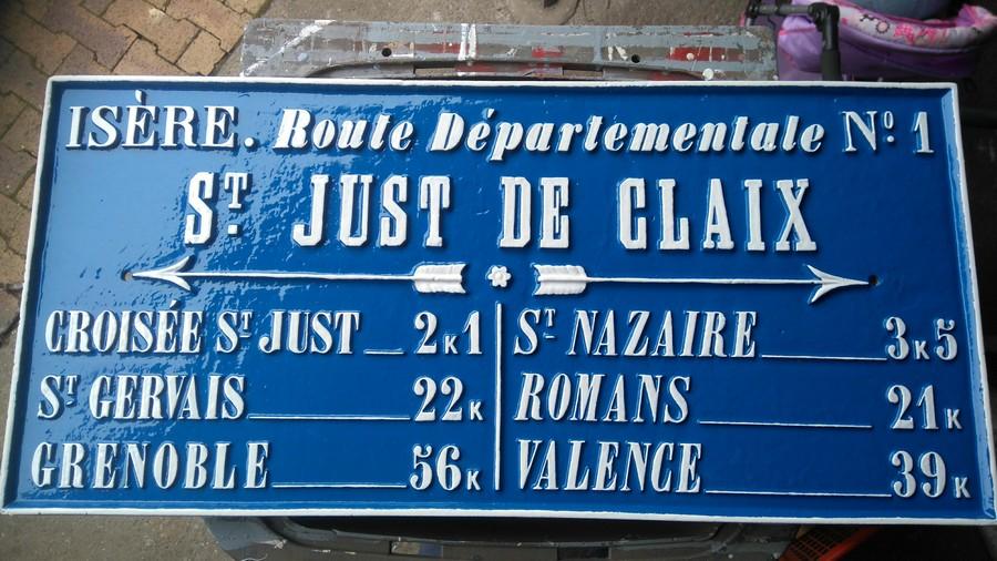 ST JUSTE DE CLAY
