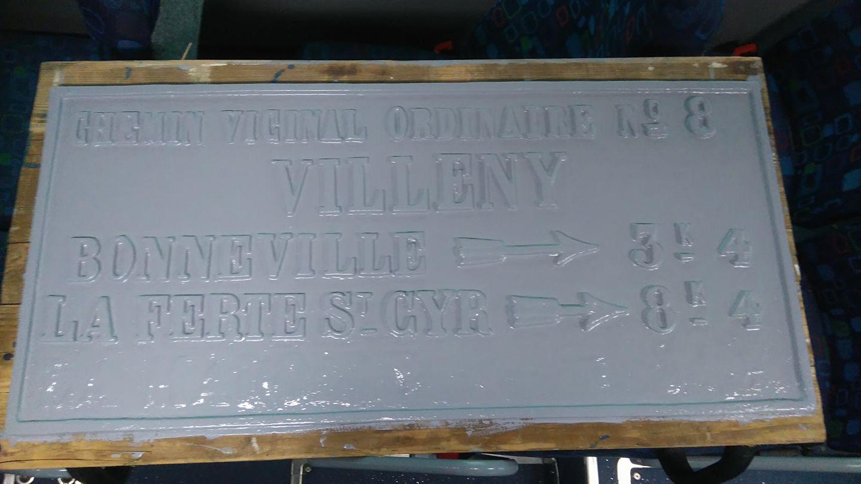 VILLENY ANTIROUILLE
