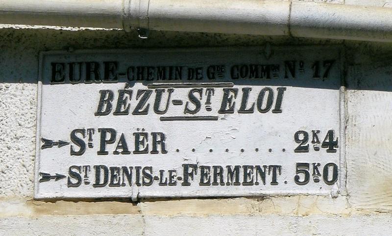 Bézu-St-Eloi