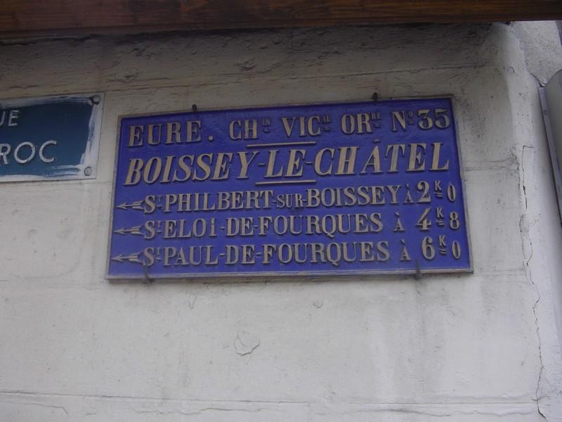 Boissey le Chatel 2