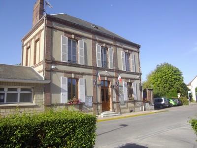 Douains Vue Mairie PF