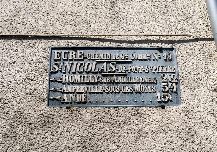 St-Nicolas de Pont-St-Pierre