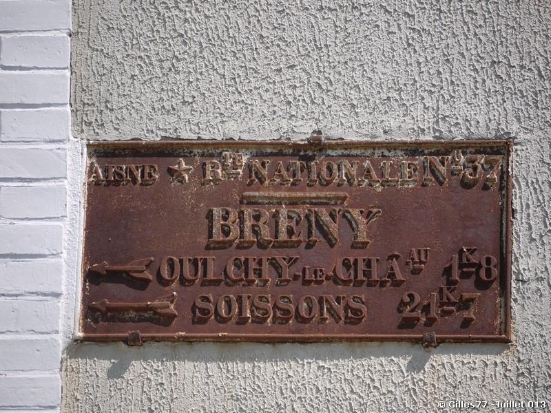 02 BRENY rue de la Gare