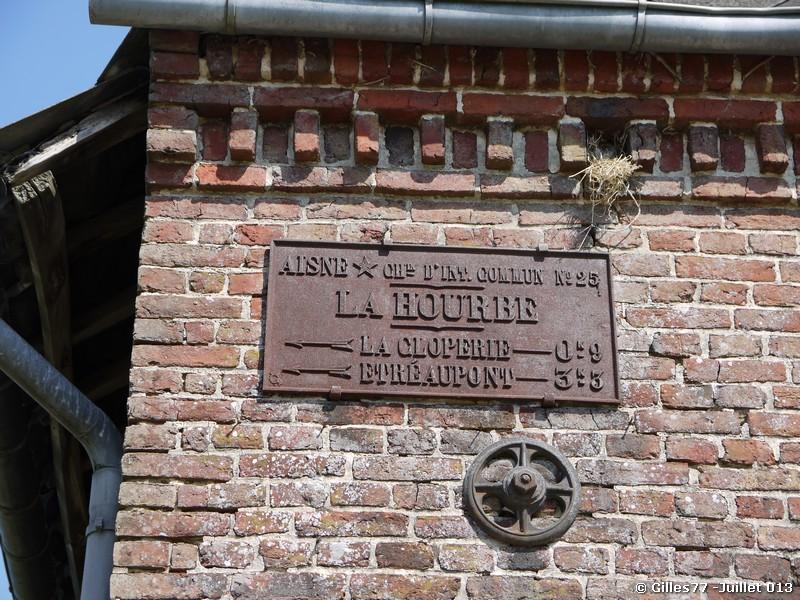 02 Hameau LA HOURBE commune LA BOUTEILLE CD751