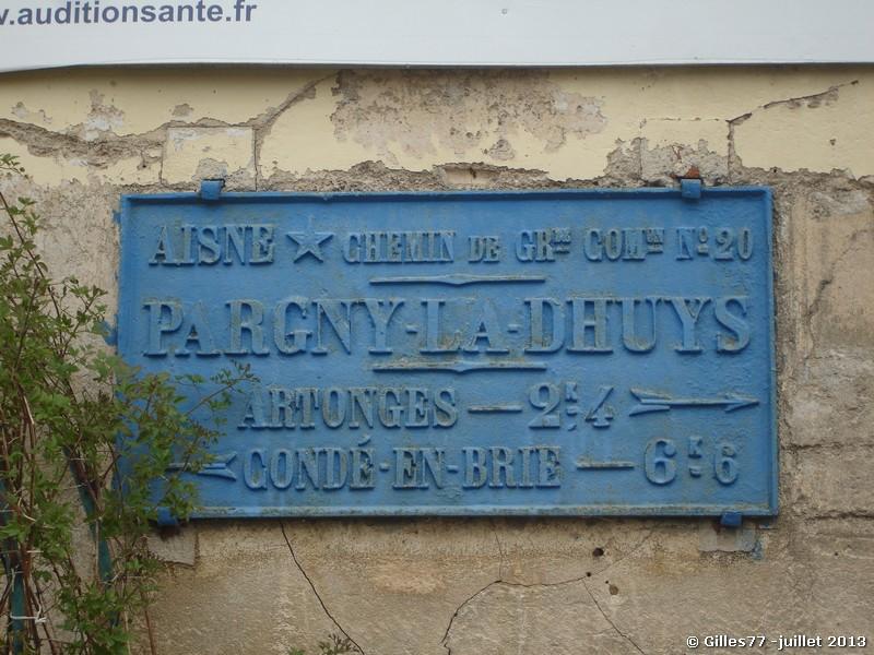02 PARGNY LA DHUIS 12 rue des Sources