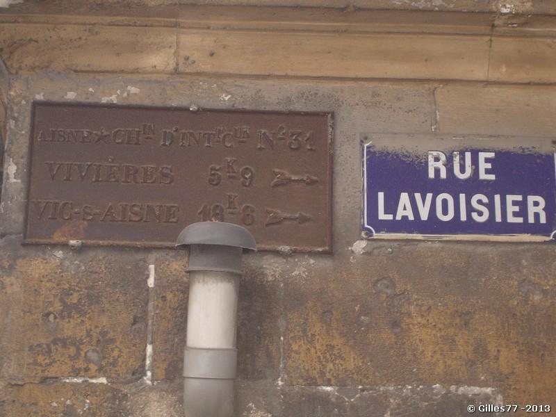02 VILLERS COTTERETS angle D81 rue Lavoisier et D973 rue du