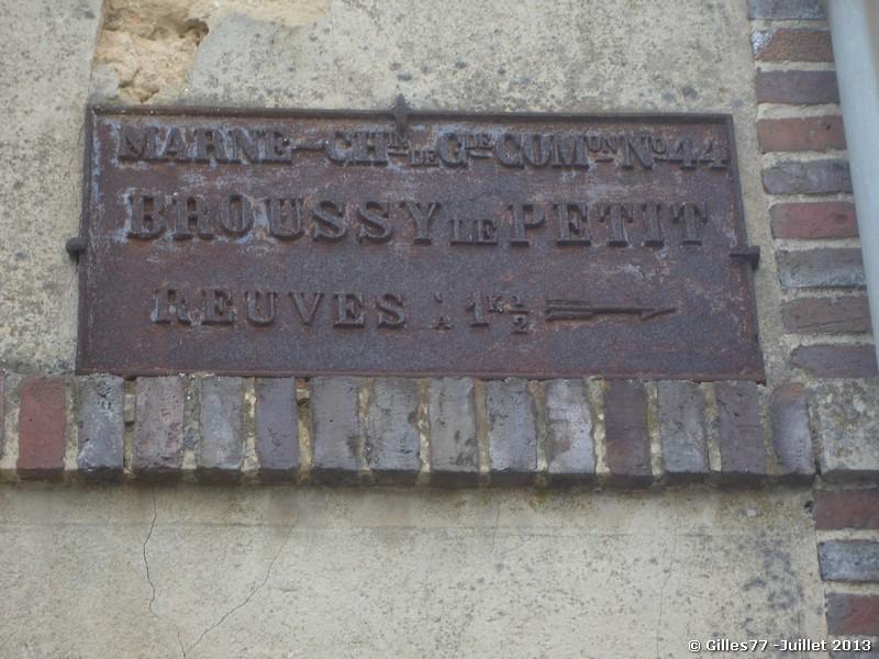 51 BROUSSY LE PETIT 17 rue du Moulin à Vent