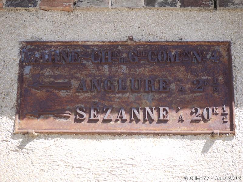 51 GRANGES SUR AUBE rue de Belle Assise CD373 - rue de la C