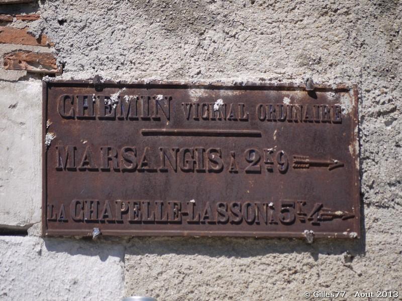 51 GRANGES SUR AUBE rue de la Crayere - rue de Belle Assise