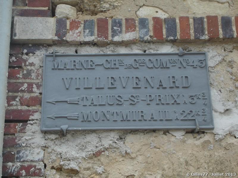 51 VILLEVENARD face au 7 rue Vigne Abesse