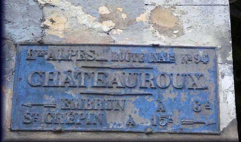 05 Châteauroux-lès-Alpes RN94 nord