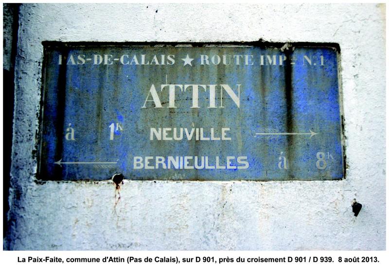 62 - Attin, La Paix-Faite