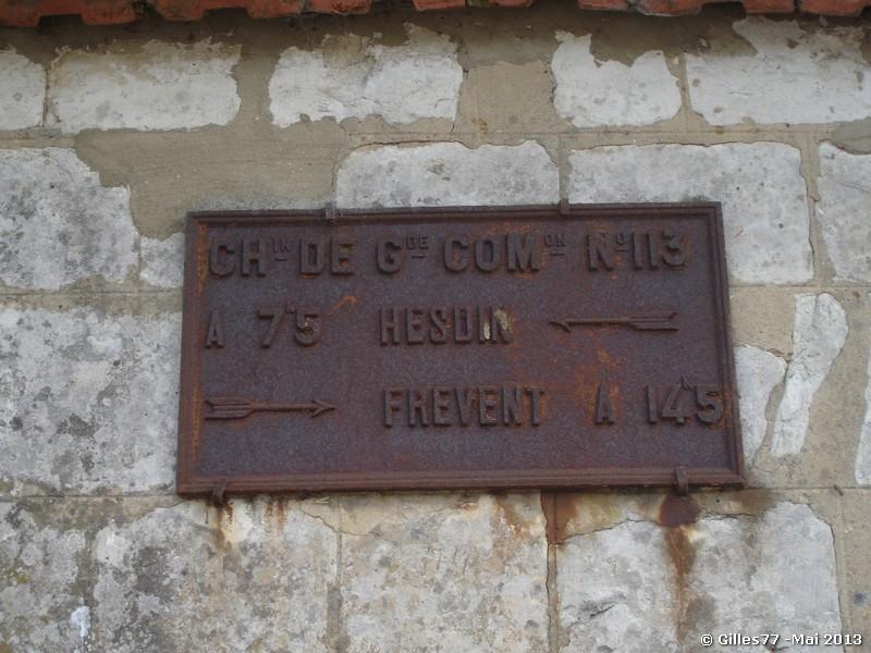 62 WAIL CD 340 Grande rue - rue de la Mairie