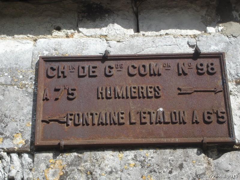 62 WAIL CD 98 Rue de la mairie -Grande rue