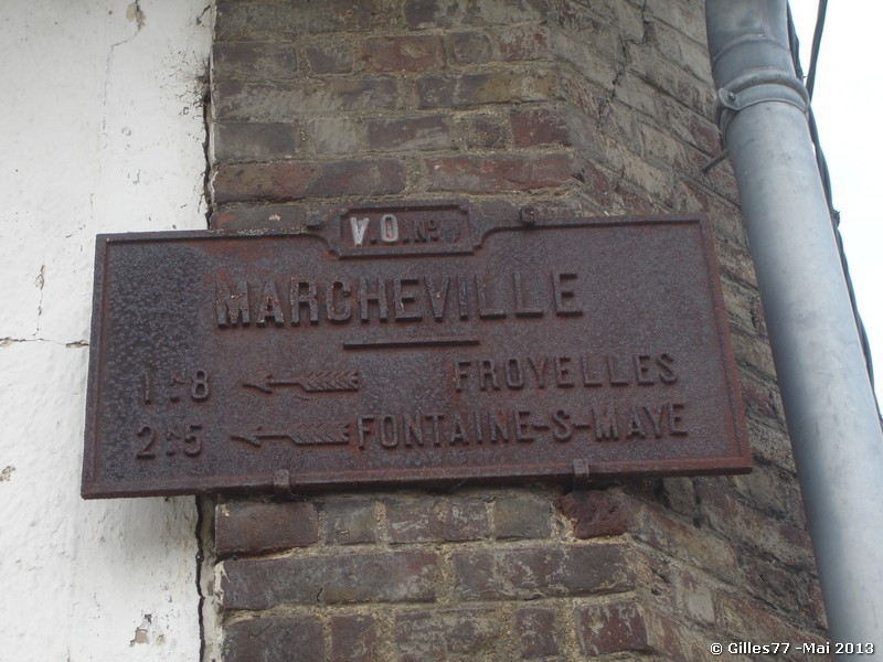 80 MARCHEVILLE route de Froyelle - CD82