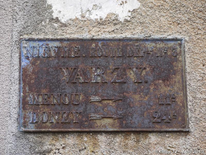 58 VARZY 2 rue Faubourg de Vezelay