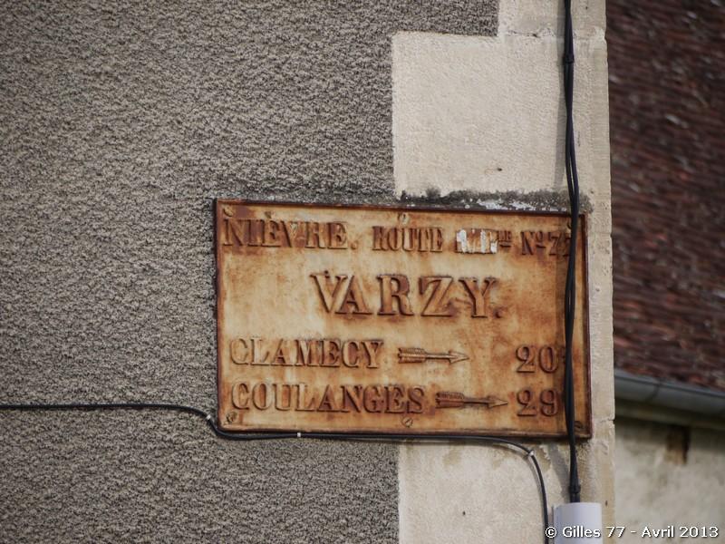 58 VARZY 48 avenue de la Charité
