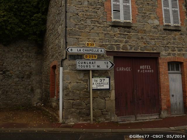 63 ST GERVAIS SOUS MEYMONT Lieu dit Le Pont d'Olliergues (6