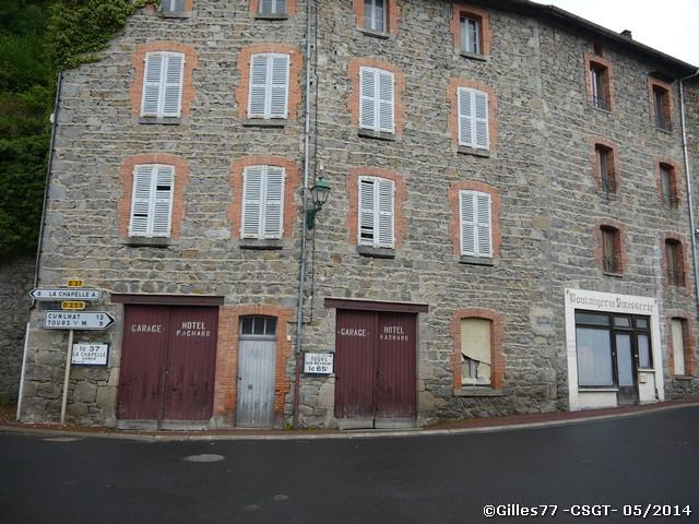 63 ST GERVAIS SOUS MEYMONT Lieu dit Le Pont d'Olliergues