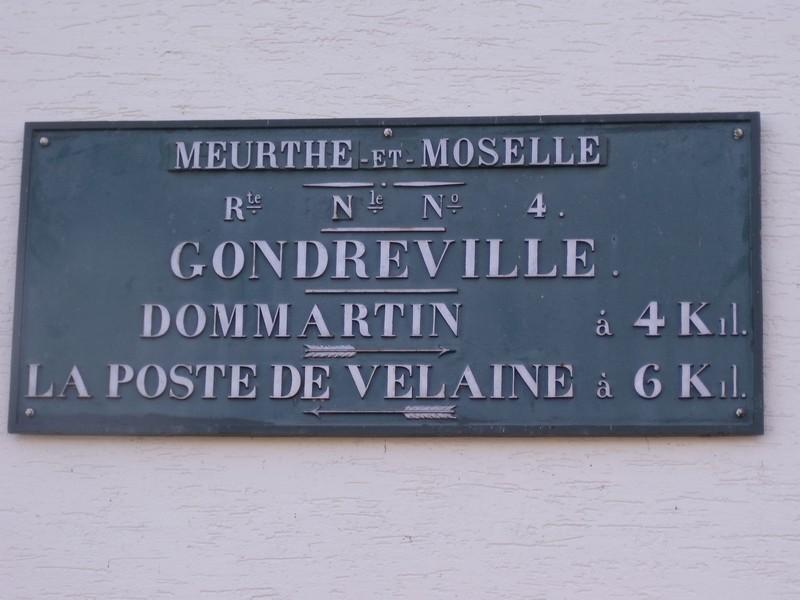Gondreville 54 Rte N 4 devnue RD 400 belle rénovation octo