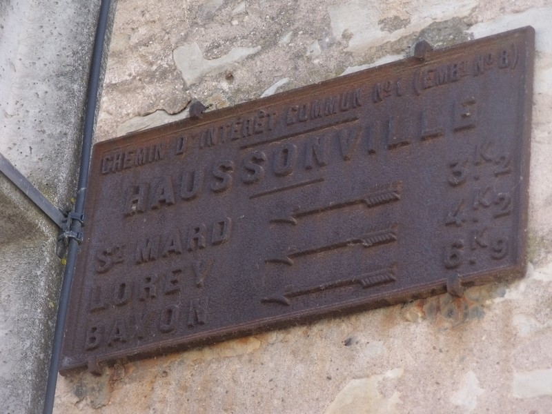 HAUSSONVILLE 54