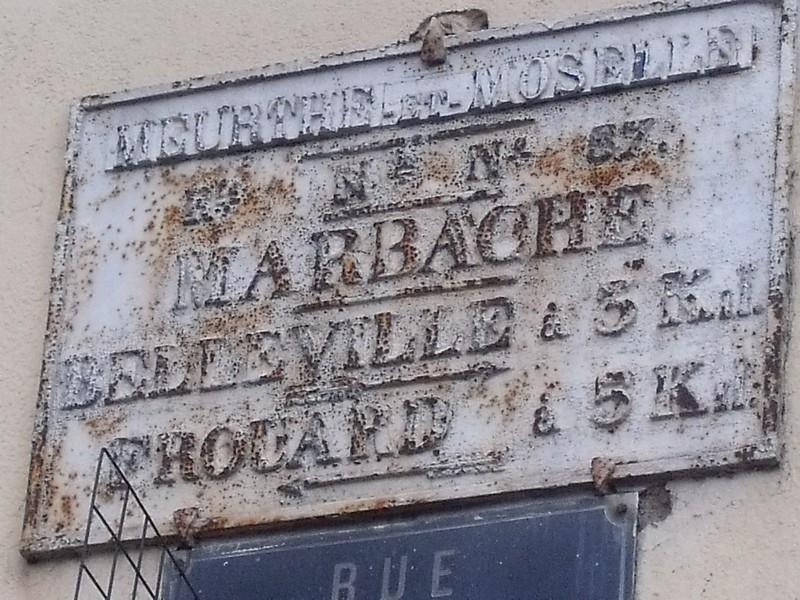 MARBACHE 54