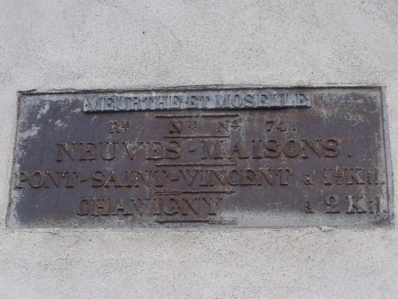 NEUVES MAISONS 54