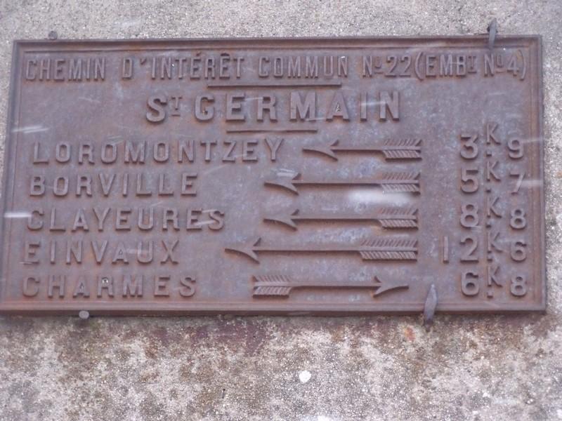 ST GERMAIN 54