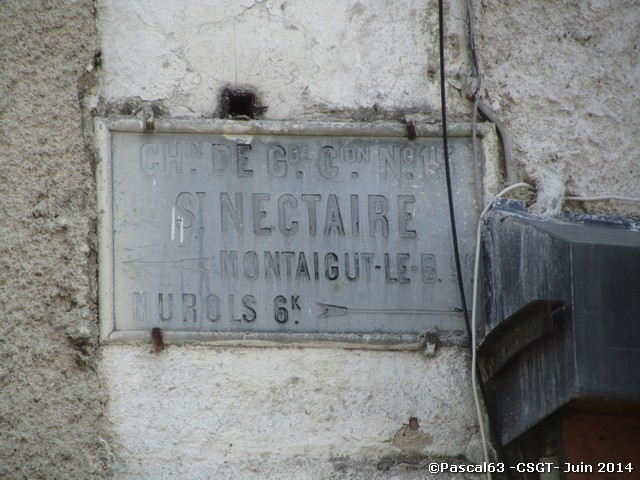 St Nectaire