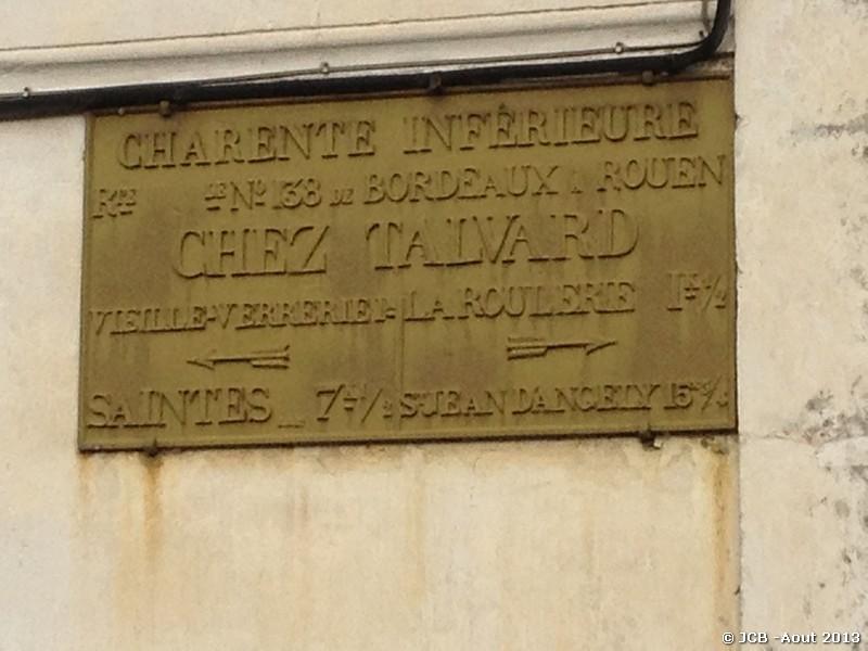 17 VENERAND lieu dit chez Talvard
