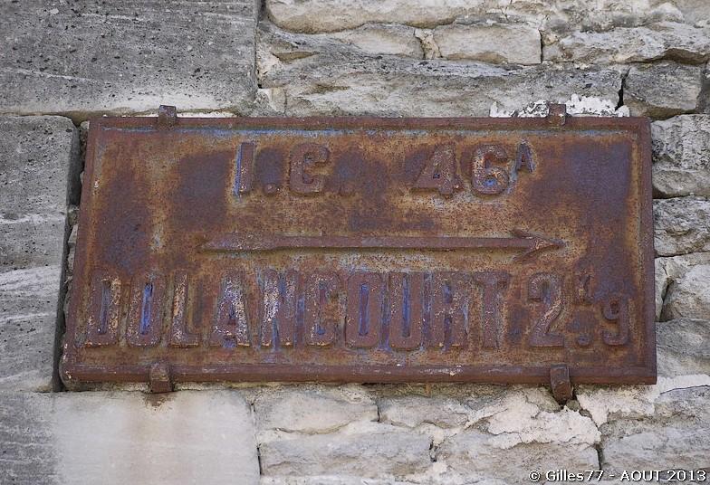 10 BOSSANCOURT CD146 rue de la Mairie