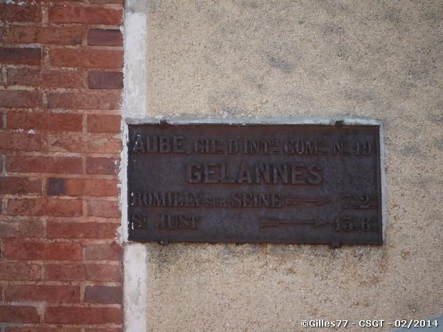 10 GELANNES rue Jules Mirand CD19 - rue des Fontaines