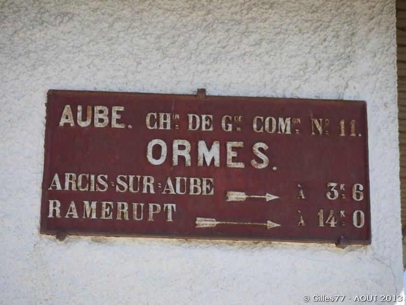 10 ORMES 3 grande Rue CD 56