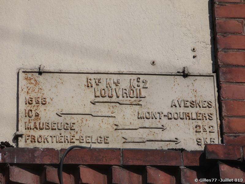 59 LOUVROIL Route d'Avesnes - Rue Roméo Fremy