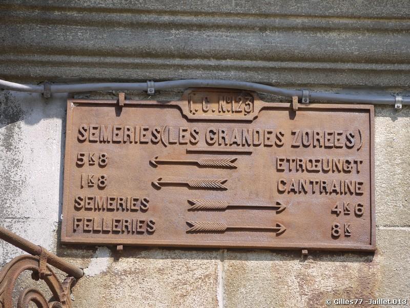 59 ZOREES rue du Fourmanoir - Rue d'Etroeugnt