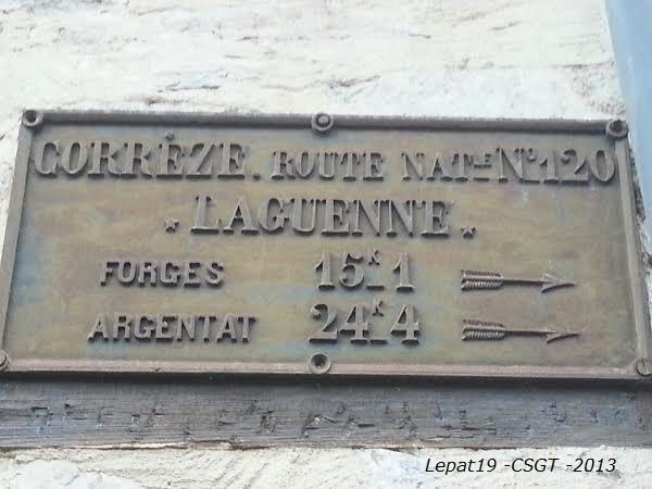 19 LAGUENNE 46 rue du Puy du Jour CD 1120