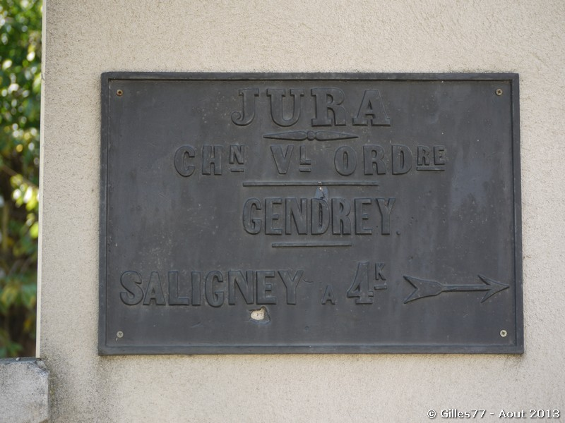 39 GENDREY 3 rue Fontaine des Auges