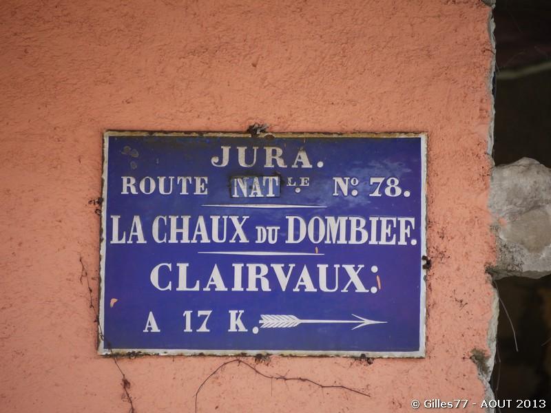 39 LA CHAUX DU DOMBIEF 37 rue des Saillard