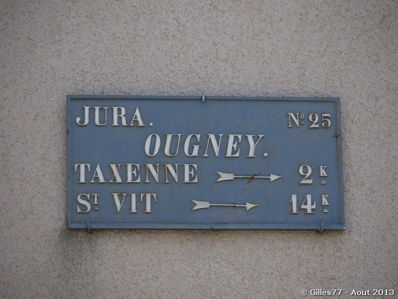 39 OUGNEY route de Taxenne